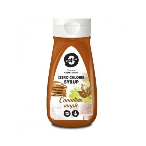 Forpro near zero calorie sauce kanadai juharszirup cukor- és zsírmentes 500 ml