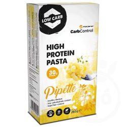 Forpro tészta szarvacska csökkentett szénhidrát, extra magas fehérje tartalommal 250 g