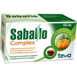 SABALLO COMPLEX KAPSZULA