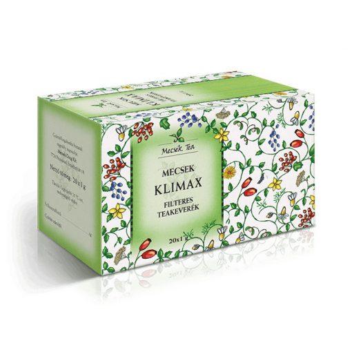 MECSEK Klimax tea filteres