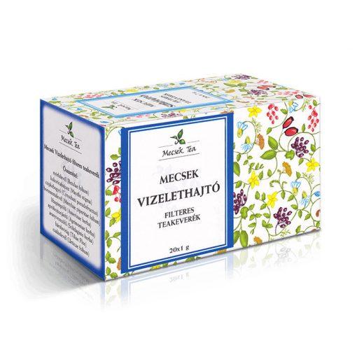 MECSEK Vizelethajtó tea filteres