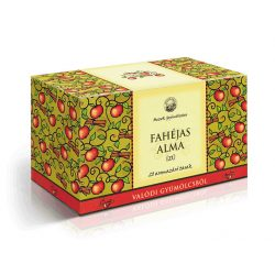 Mecsek gyümölcstea fahéjas alma 20x2g 40 g