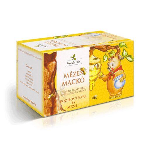 MECSEK MÉZES MACKÓ TEA