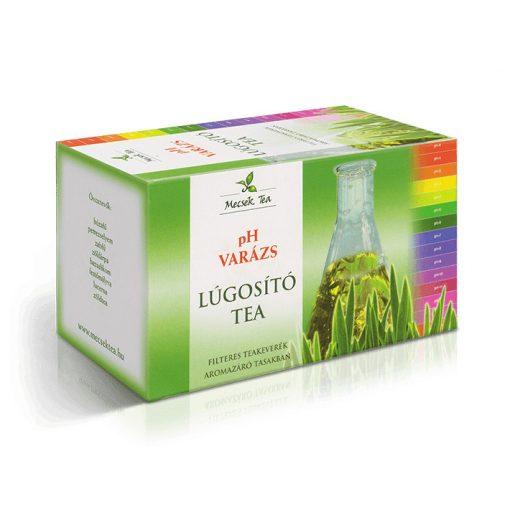 MECSEK PH varázs lugosító tea filteres