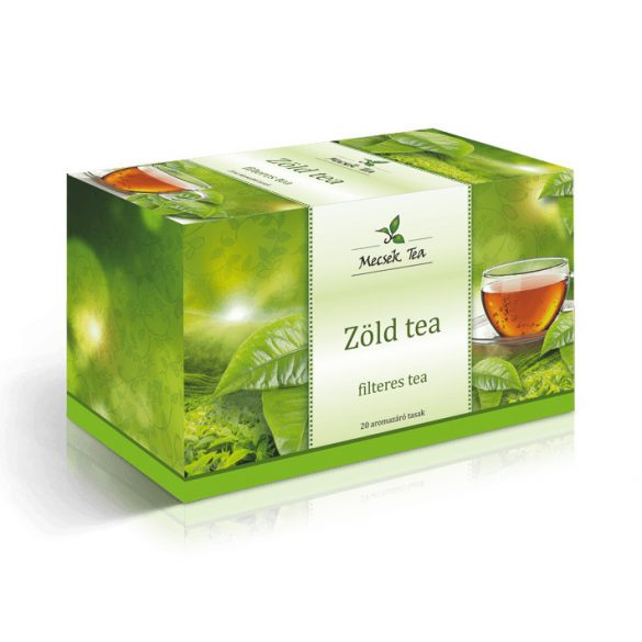 Mecsek zöld tea 20x2g 40 g