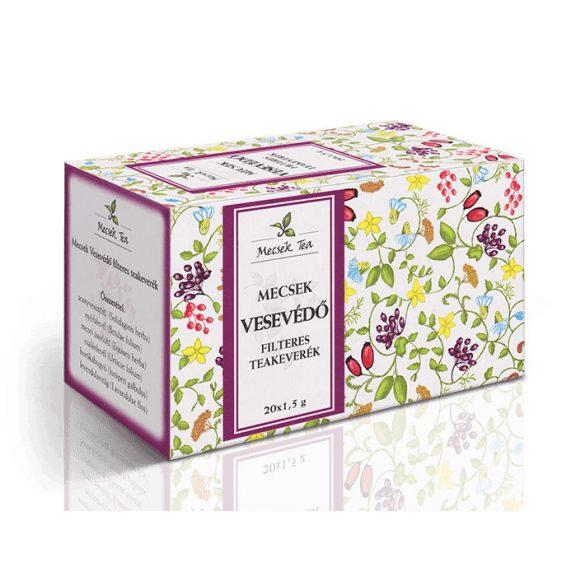 Mecsek vesevédő teakeverék 20x1,5g 30 g