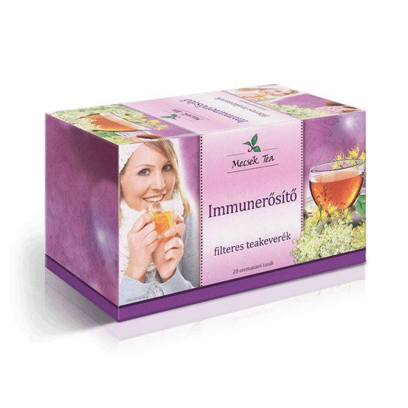 Mecsek immunerősítő teakeverék 20x1,5 g 30 g