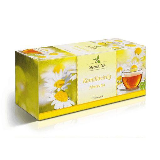 MECSEK KAMILLAVIRÁG TEA FILTERES