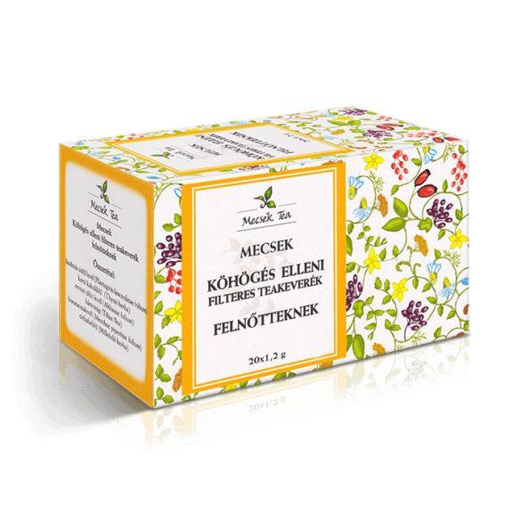 Mecsek köhögés elleni tea felnőtdbnek 20x1,2g 24 g