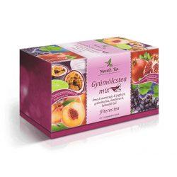 Mecsek gyümölcstea mix 2. 4x5x2g 25 g