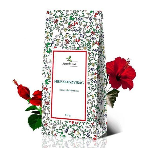 Mecsek hibiszkuszvirág szálas tea 50 g