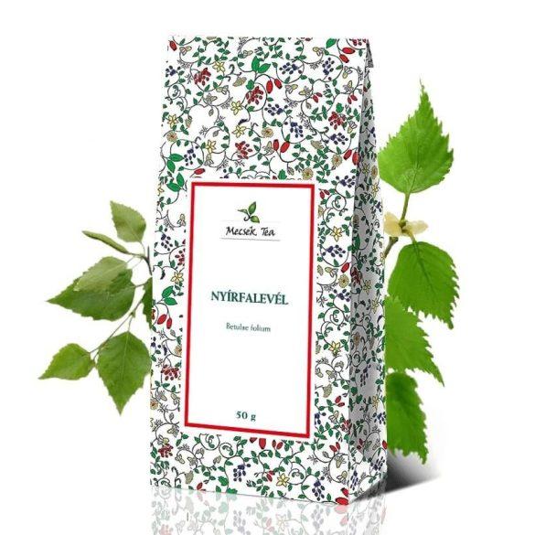 Mecsek nyírfalevél szálas tea 50 g