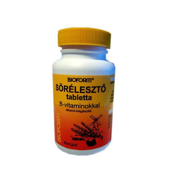 Bioform sörélesztő tabletta 180 db