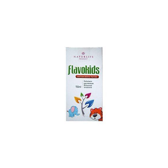 FLAVOKIDS NATURLIFE KONCENTRÁTUM 150 ML 150 ml
