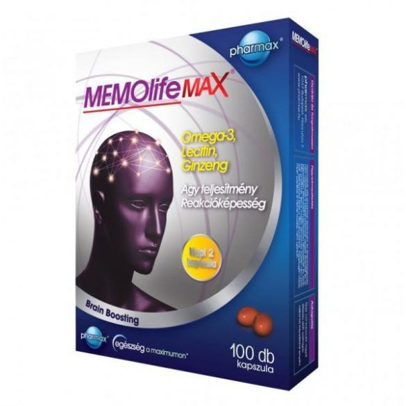 Pharmax memolife max 100 db