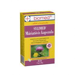 Biomed sylimed máriatövis kapszula 30 db