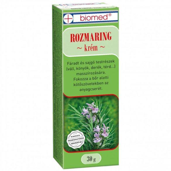 Biomed rozmaring krém 30 g