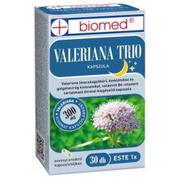 Biomed valeriana trio kapszula 30 db