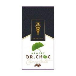 Dr.choc memory étcsokoládé gyógynövényekkel 50 g