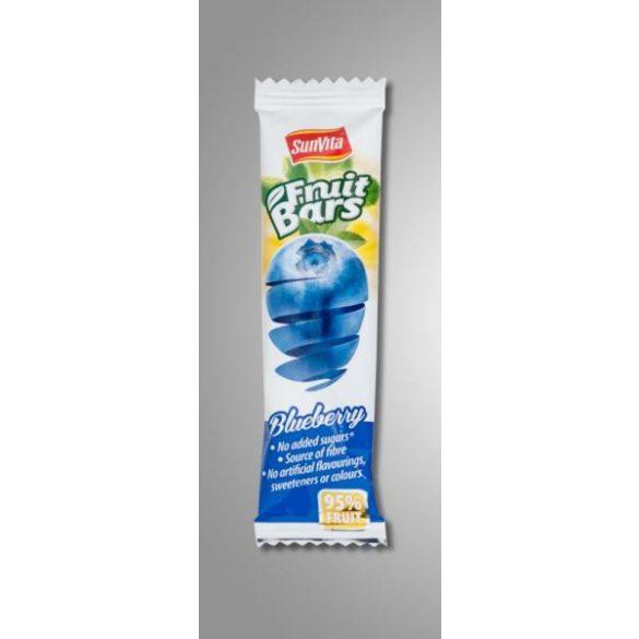Sunvita gyümölcsszelet kékáfonya 20 g