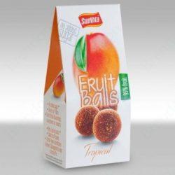 Sunvita gyümölcsgolyó trópusi 80 g
