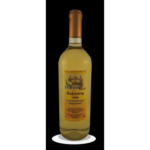FERTŐD DRINK BODZAVIRÁG SZÖRP 700 ml