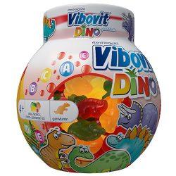 Vibovit by eurovit dino multivitamin gyereknek 50 db