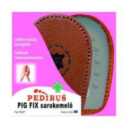 Pedibus sarokemelő bőr pig fix 41/43