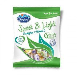 Bergland sweet&light herbamix cukormentes cukorka 60 g