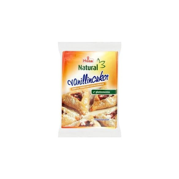 Haas natural vanillincukor xxl 40 g