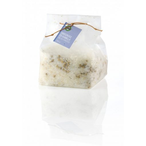 Yamuna fürdősó hibiszkusz-kamilla 1kg