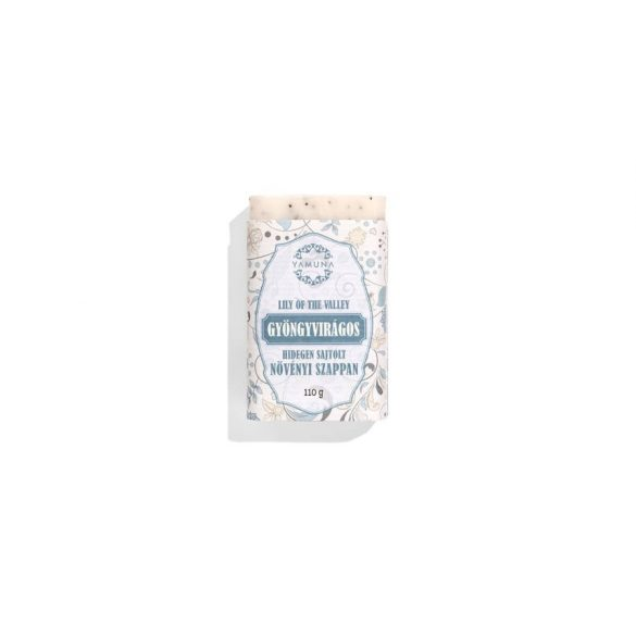 Yamuna natural szantálfás szappan 100 g