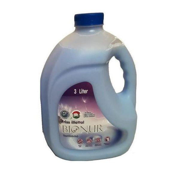 Bionur textilöblítő friss illattal 3000 ml