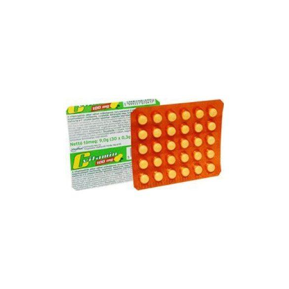Vitaplus c-vitamin 100 mg tabletta 30 db