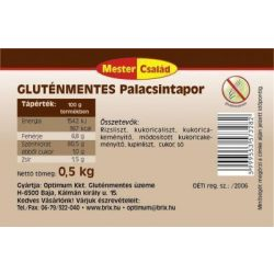 Mester Család Palacsintapor Gm. 200 g