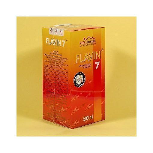 FLAVIN 7 GYÜMÖLCSLÉ KIVONAT 500 ML 500 ml