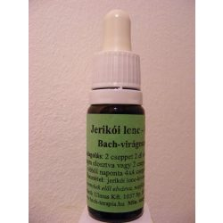 Bach virágeszencia jerikói lonc 10 ml
