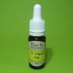 Bach virágeszencia tölgyfa 10 ml