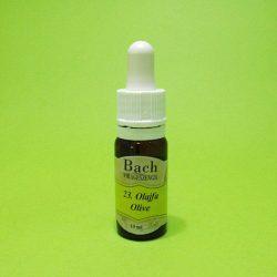 Bach virágeszencia olajfa 10 ml