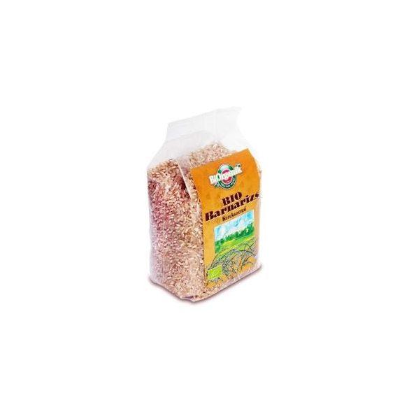 Biorganik bio barnarizs kerekszemű 500 g