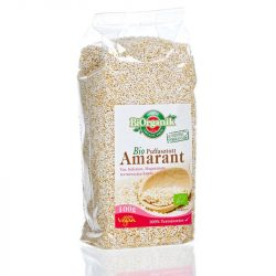 Biorganik bio puffasztott amarant 100 g