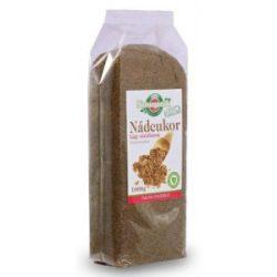 Naturmind nádcukor lágy sötétbarna 1000 g