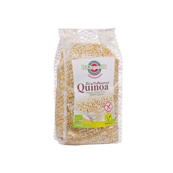 Biorganik bio quinoa puffasztott 200 g