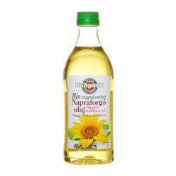Biorganik bio napraforgóolaj - szagtalanított 1000 ml
