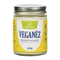 Veganchef veganez light üveges 320 g