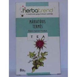 Herbatrend Máriatövis Termés Filt. Tea 20 filter