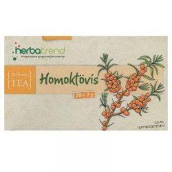 Herbatrend Homoktövis Filteres Tea 20 filter