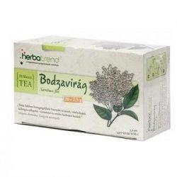 Herbatrend Bodzavirág Filteres Tea 20 filter