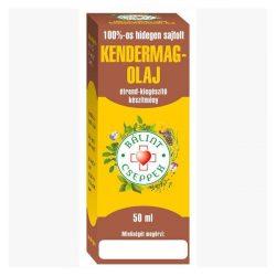Bálint bio 100%-os hidegen sajtolt kendermagolaj 50 ml