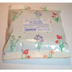 Gyógyfű detox mix vesevédő teakeverék 50 g